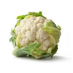 Pure-white cauliflower seeds